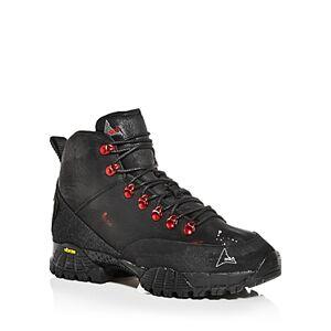 Roa Men's Andreas Classic Hiking Boots  - Male - Black - Size: 7US / 40EU