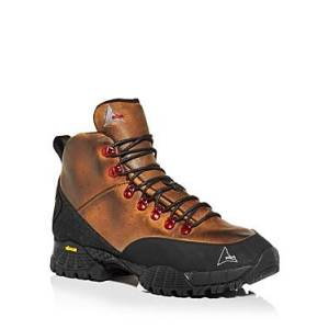 Roa Men's Andreas Classic Hiking Boots  - Male - Noix - Size: 6US / 39EU