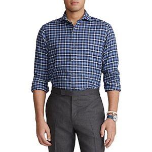 Ralph Lauren Polo Ralph Lauren Classic Fit Plaid Button Down Shirt  - Male - Multi - Size: 2X-Large
