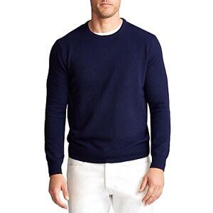 Ralph Lauren Polo Ralph Lauren Washable Cashmere Sweater  - Male - Hunter Navy - Size: Small
