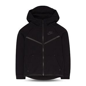 Nike Boys' Tech Fleece Zip Hoodie - Little Kid  - Male - Trenche - Size: 7