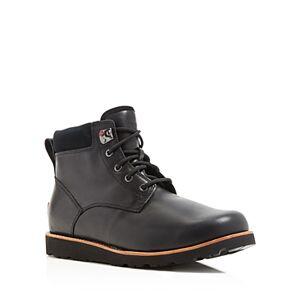 Ugg Australia Men's Seton Tl Waterproof Boots  - Male - Black - Size: 11