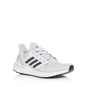 Adidas Men's UltraBoost 20 Low-Top Sneakers  - Male - Gray - Size: 9