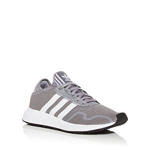 Adidas Men's Swift Run X Knit Low Top Sneakers  - Male - Heather Gray - Size: 7