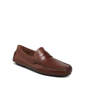 To Boot New York Men's Harper Penny Drivers  - Male - Tmoro Brown - Size: 7.5
