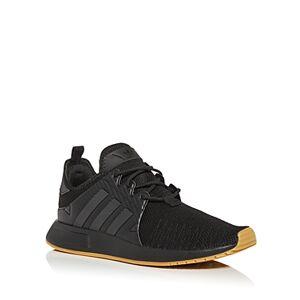 Adidas Men's X PLR Low Top Sneakers  - Male - Black - Size: 10