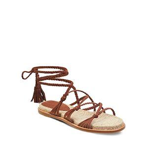 Sigerson Morrison Women's James Ankle-Tie Sandals