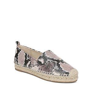 Sam Edelman Women's Khloe Slip-On Espadrille Flats