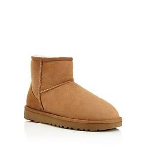 Ugg Classic Ii Mini Boots  - Female - Chestnut - Size: 5