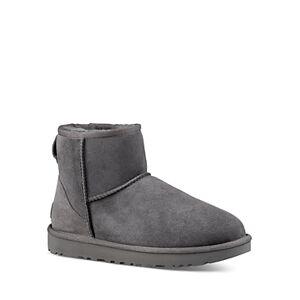 Ugg Classic Ii Mini Boots  - Female - Gray - Size: 5