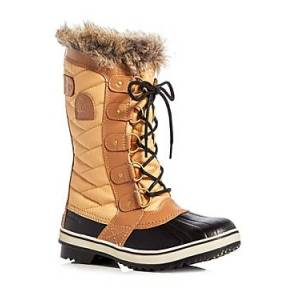 Sorel Tofino Ii Lace Up Boots  - Female - Curry - Size: 6