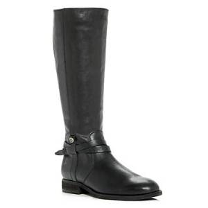 Frye Women's Melissa Riding Boots  - Female - Black - Size: 8.5