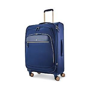 Samsonite Mobile Solutions Expandable 25 Spinner Suitcase  - Navy Blue