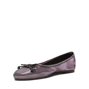 Schutz Women's Damaris Slip On Flats  - Female - Cerise - Size: 6.5