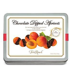 Torn Ranch Chocolate Dipped Apricots  - No Color