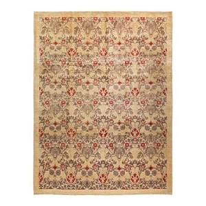 Bloomingdale's Arts & Crafts M1633 Area Rug, 9'2 x 11'9  - Ivory