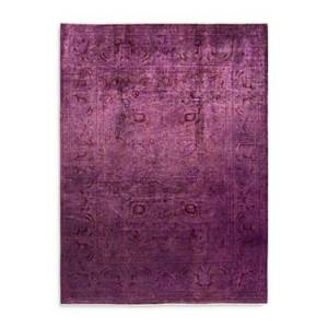Bloomingdale's Vibrance M1750 Area Rug, 9'2 x 12'1  - Purple
