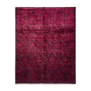 Bloomingdale's Vibrance M1800 Area Rug, 8'3 x 10'2  - Raspberry