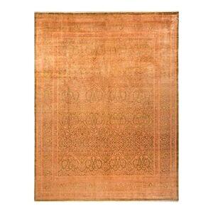 Bloomingdale's Mogul M1591 Area Rug, 10'2 x 13'8  - Gold