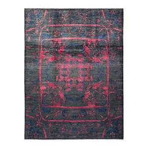 Bloomingdale's Eclectic M1800 Area Rug, 9'2 x 12'2  - Charcoal
