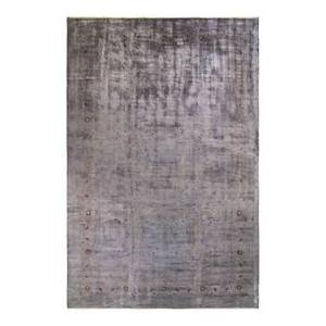 Bloomingdale's Vibrance M1706 Area Rug, 12'2 x 18'3  - Unisex - Silver