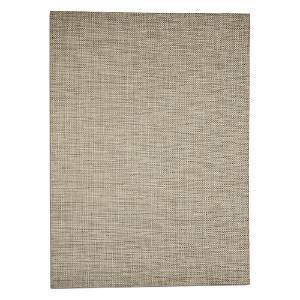 Chilewich Basketweave Floormat, 72 x 106  - Latte