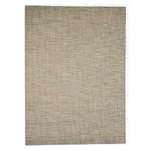 Chilewich Basketweave Floormat, 23 x 36  - Latte