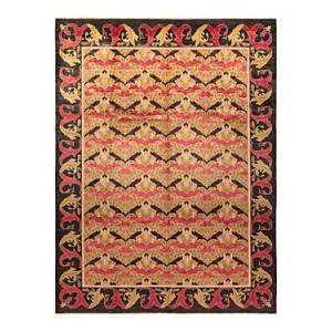 Bloomingdale's Arts & Crafts M1574 Area Rug, 10'1 x 13'2 - 100% Exclusive  - Gold