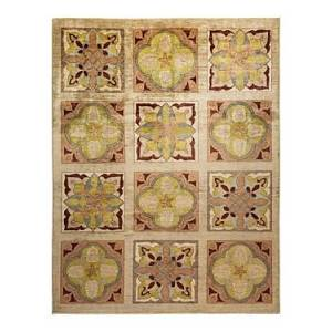 Bloomingdale's Eclectic M1681 Area Rug, 8' x 10'2  - Sand