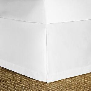 Ralph Lauren Palmer Bedskirt, Twin  - Tuxedo White