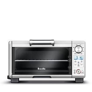 Breville The Mini Smart Oven  - Stainless Steel - Size: Model BOV450XL