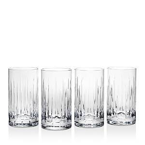 Reed & Barton Soho Highball Glasses, Set of 4  - No Color