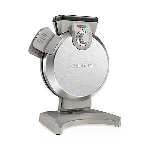 Cuisinart Vertical Waffle Maker  - Silver - Size: Model WAF-V100