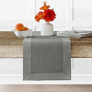 Villeroy & Boch New Wave Table Runner, 14 x 70  - Gray/Silver