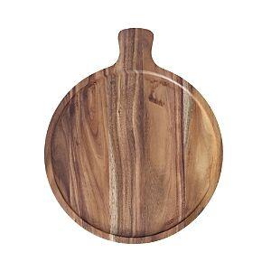 Villeroy & Boch Artesano Acacia Wood Antipasti Plate  - White
