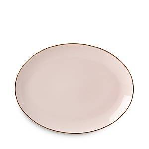 Lenox Trianna Oval Platter  - Pink