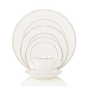 Lenox Federal 5-Piece Place Setting  - White/Platinum