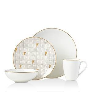 Lenox Trianna Place Setting, 4-Piece  - White