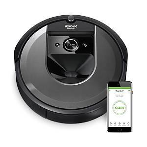 iRobot Roomba i7 Wi-Fi Connected Robot Vacuum (7150)  - Black