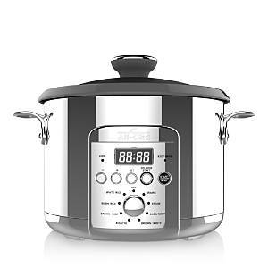 All-Clad Rice and Grain Cooker  - No Color - Size: Model NK500051