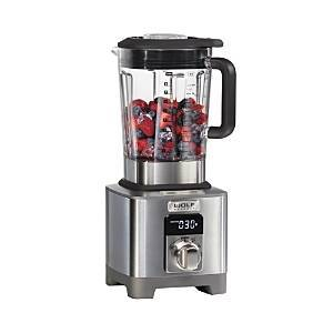 Wolf Gourmet High-Performance Blender  - Stainless Steel W/Stainless Steel Knobs - Size: Model WGBL120SR