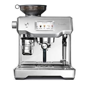 Breville Oracle Touch Espresso Machine  - Silver - Size: Model BES990BSS1BUS1