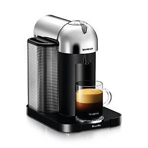Nespresso Vertuo Single by Breville  - Chrome - Size: Model BNV220CRO1BUC1