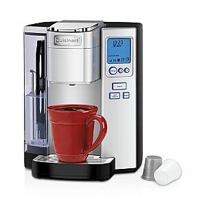 Cuisinart Single Serve Coffee Maker  - Silver/Black - Size: Model SS-10P1