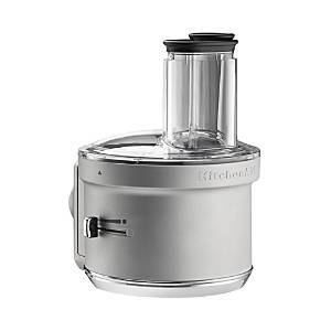 KitchenAid Food Processor Attachment with Commercial Style Dicing Kit #KSM2FPA  - Silver - Size: Model KSM2FPA