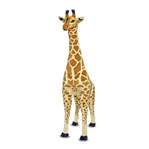 Melissa & Doug Giant Plush Giraffe - Ages 3+  - Size: Unisex