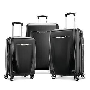 Samsonite Winfield 3 Dlx 28 3-Piece Luggage Set  - Black