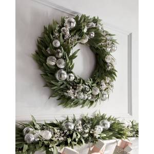 Crystal Wreath