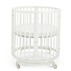Stokke Sleepi Mini Baby Crib Bundle, White