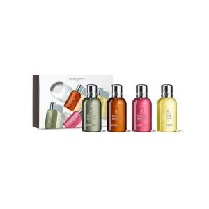 Molton Brown Spicy and Citrus Bathing Collection, 4 x 3.3 oz.